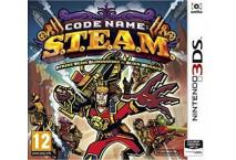 Code Name : S.T.E.A.M. 3DS