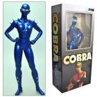 Figurine Cobra The Space Pirate - Lady Armanoid Metallic 30 cm