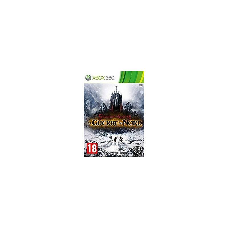 Le Seigneur des Anneaux : La Guerre du Nord XBOX360