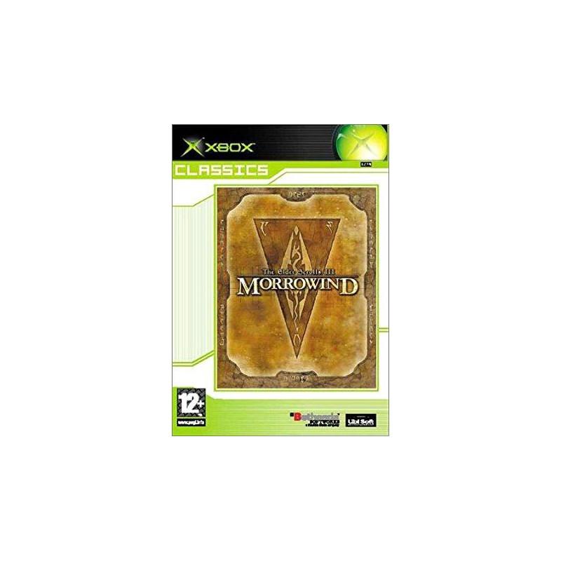 The Elder Scrolls III Morrowind [Edition Classics] XBOX