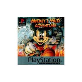 Mickey's wild adventure PSX