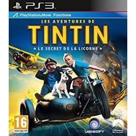 Les aventures de Tintin: le...
