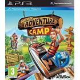 Cabela's Adventure Camp PS3