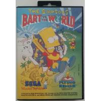 Simpsons Bart Vs The World MS