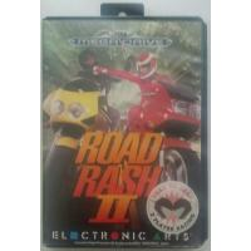 Road Rash II MD