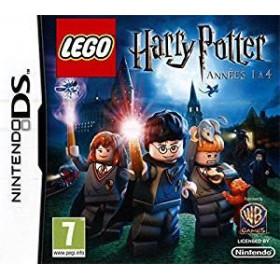 LEGO Harry Potter : Années 1 à 4 DS