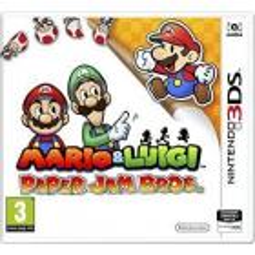 Mario & Luigi: Paper Jam...