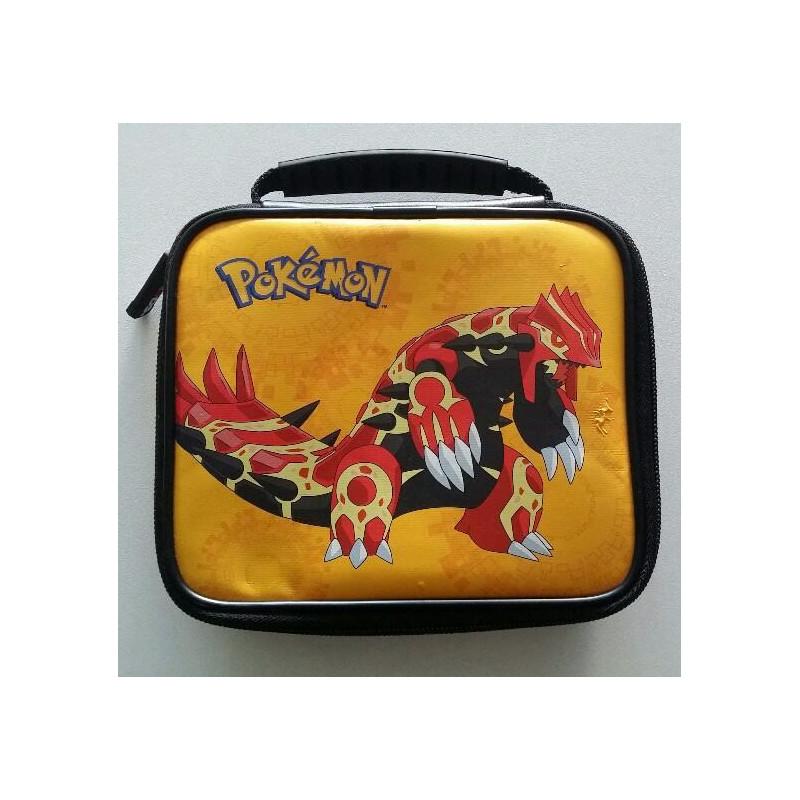 Sacoche officielle de transport Pokémon pour Nintendo 2DS 3DS