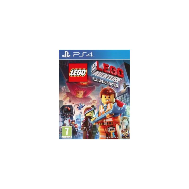 LEGO La Grande Aventure – Le Jeu Vidéo PS4