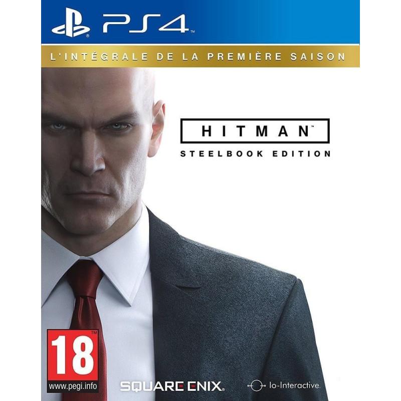 Hitman : Saison 1 - Edition Steelbook PS4