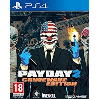 Payday 2: Crimewave Edition PS4