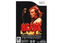 Rock Band : AC/DC live Wii