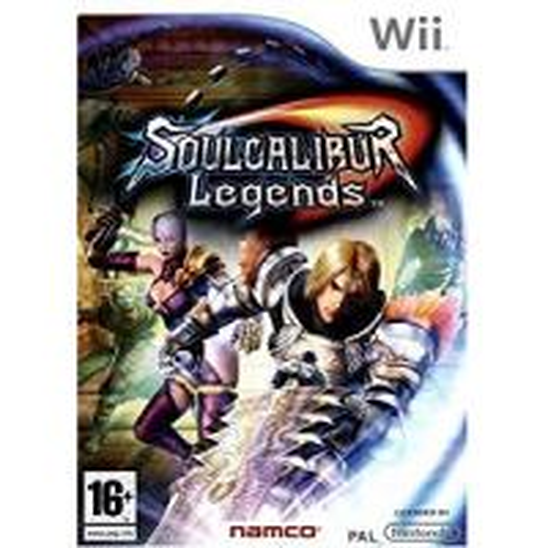 Soulcalibur Legends Wii