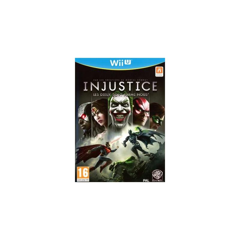 Injustice : Les Dieux sont Parmi Nous WiiU