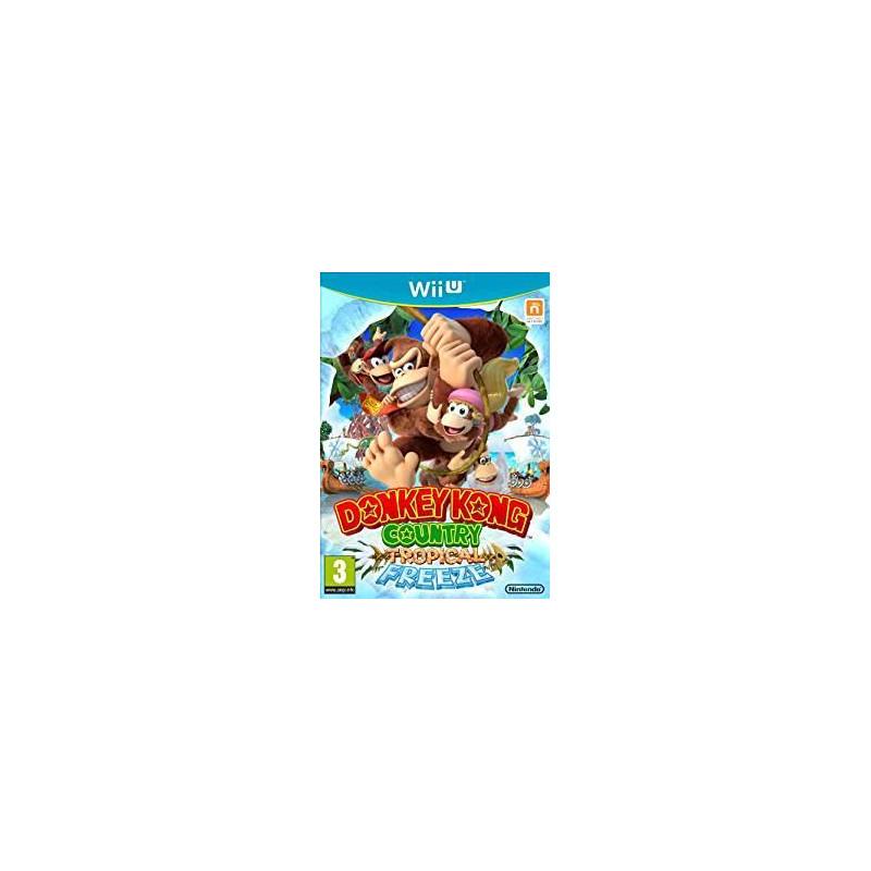 Donkey Kong Country : Tropical Freeze WiiU