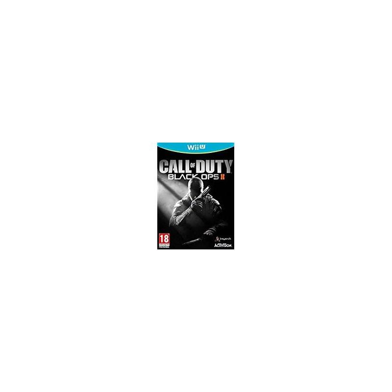 Call of Duty : Black Ops II WIIU
