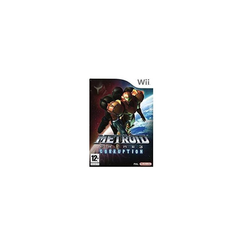 Metroid Prime 3 Corruption Wii