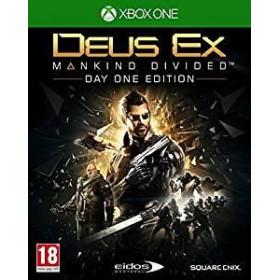 Deus EX Manking Divided...