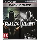 Pack Combo Call of Duty : Black Ops + Black Ops 2 PS3
