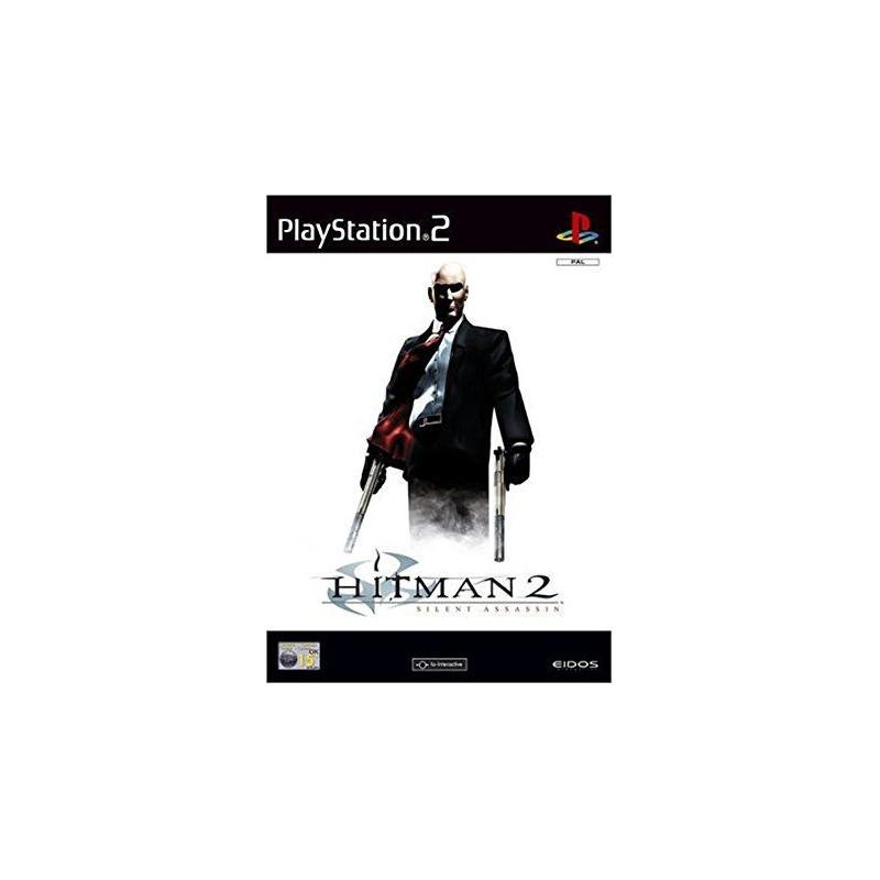 Hitman 2 : Silent Assassin PS2