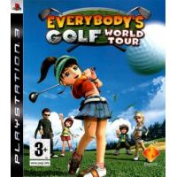 Everybody's Golf : World Tour PS3