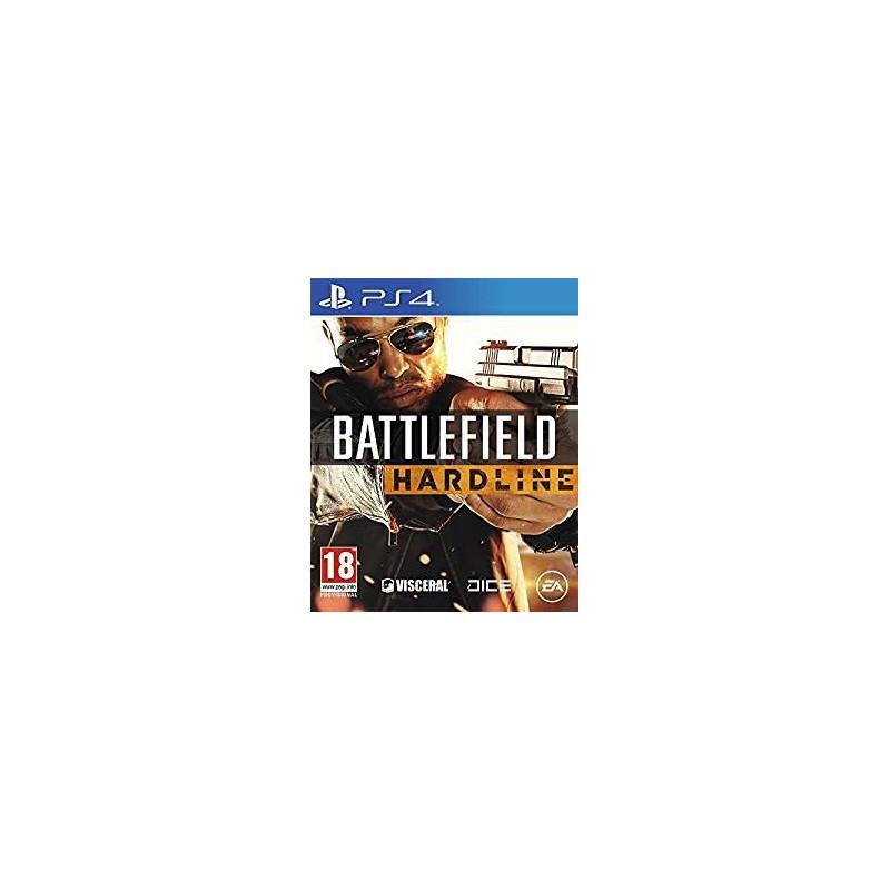 Battlefield : Hardline PS4