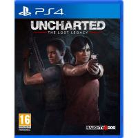 Uncharted : The Lost Legacy PS4