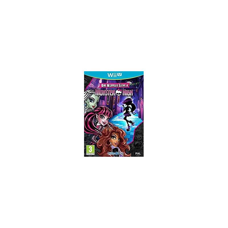 Monster High : une nouvelle élève à Monster High WiiU