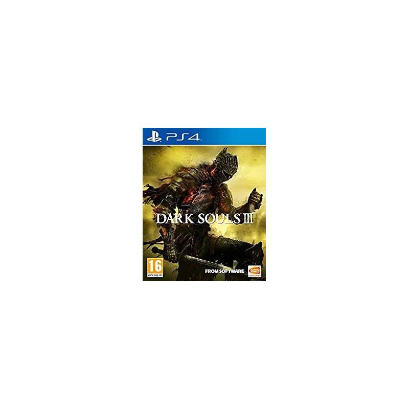 Dark Soul III PS4