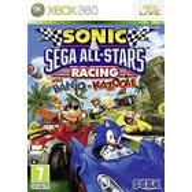 Sonic & Sega All Stars Racing XBOX360