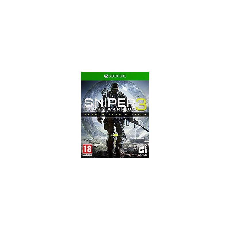 Sniper : Ghost Warrior 3 XBOXONE