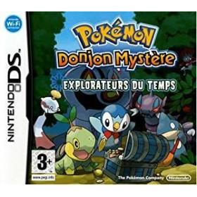 Pokémon Donjon Mystère : Explorateurs du temps DS