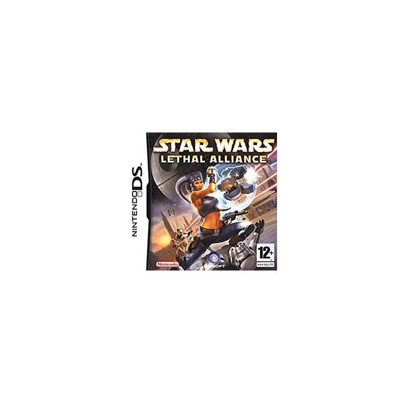 Star Wars Lethal Alliance DS