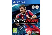 PES 2015 : Pro Evolution Soccer PS4
