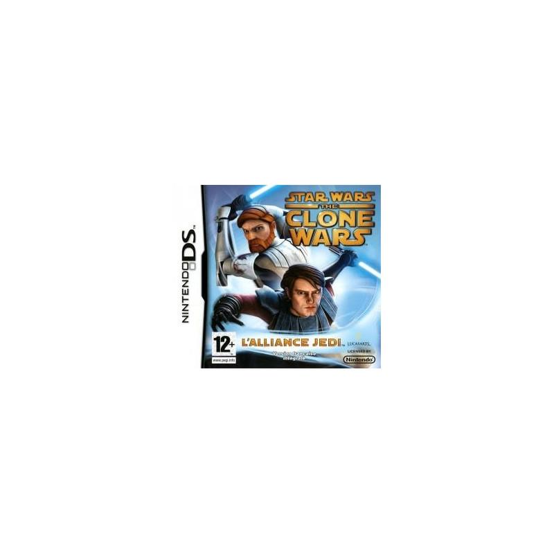 Star Wars The Clone Wars : Jedi Alliance DS