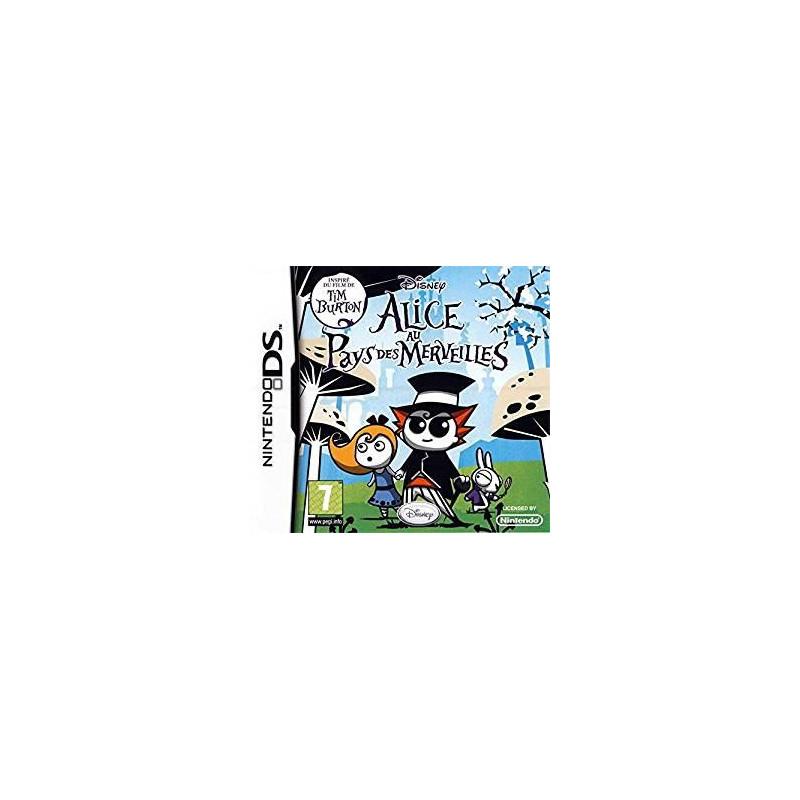 Alice au pays des merveilles DS