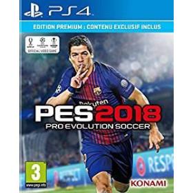 PES 2018 Edition Premium PS4