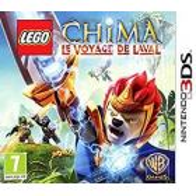 Lego Chima : Le Voyage de Laval 3DS