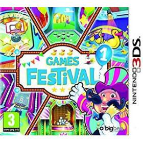 Games Festival Vol. 1 3DS