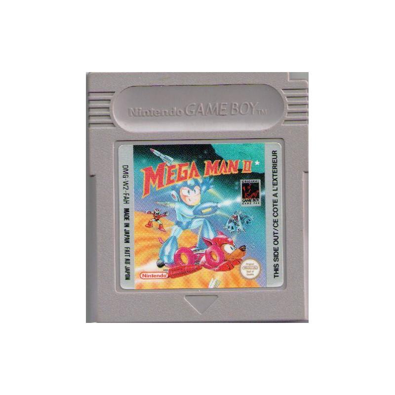 Mega Man II GB