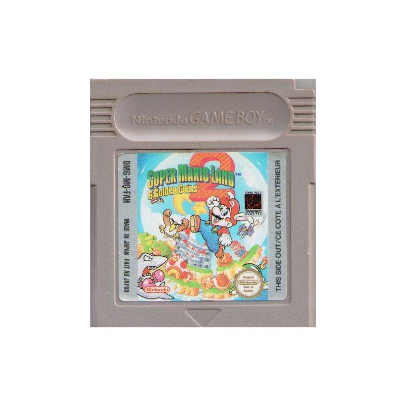 Super Mario Land 2 : 6 Golden Coins GB