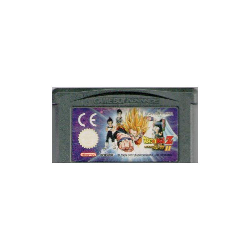 Dragon Ball Z : L'Héritage de Goku 2 GBA
