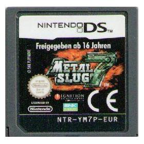 Metal Slug 7 DS