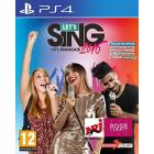 Let'S Sing 2016 + 1 Micro PS4