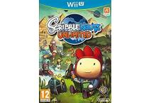 Scribblenauts Unlimited WiiU