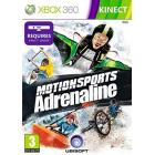 Kinect Motion sports adrenaline XBOX360