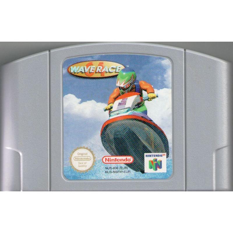 Wave Race N64