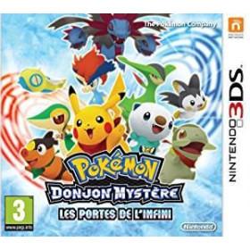Pokémon Donjon Mystère : Les portes de l'infini 3DS