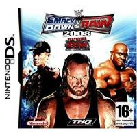 WWE Smackdown vs Raw 2008 DS