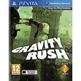 Gravity Rush VITA